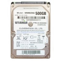 "Жесткий диск 2.5"" SATA-III UTania 500Gb 128Mb 5400 rpm Slim"