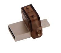 Флешка USB Kingston 32GB DTDUO OTG (USB/microUSB) (DTDUO/32GB)