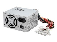 Блок питания LinkWorld ATX 350W LW2-350W case version 24pin 2*SATA 8cm Fan power cord