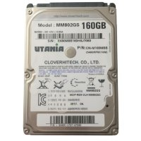 "Жесткий диск HDD 2.5"" SATA-III UTania 160Gb 8Mb 5400 rpm"