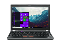 "Ноутбук RFB Lenovo ThinkPad X230 12,5"" (1366x768), i5-3320M (2.6-3.2GHz), 4Gb, SSD 120Gb, Intel HD Graphics 4000, WiFi, BT, Win10Pro, новая АКБ"
