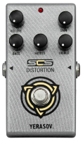 Педаль эффектов Yerasov Distortion SCS-HD-10